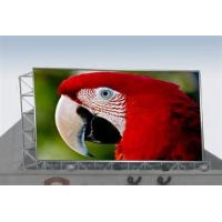 Quality Outdoor commercial advertising energy saving LED display 7000 nits (EPISTAR LED) for sale