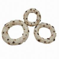 Buy cheap Christmas Hanging Circles, Customized Orders are Accepted from wholesalers