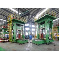 China High Speed Stamping And Punching Hydraulic Press Frame Steel Welded 4000KN Deep Drawing on sale