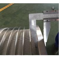 Quality Stainless Steel Screen Basket for Pulp Industry for sale