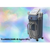 China IPL Beauty Machine SSR OPT E-light SHR 10.4 Inch Touch Screen For Wrinkle Removal on sale