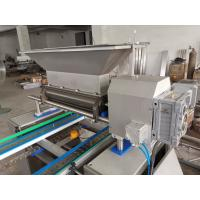 Quality CE Cake Fillings Injector With PLC Control And Servo For Swiss Roll Production Line for sale