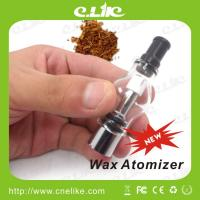 China 2013 Newest Glass Atomizer for Thick Oil and Wax, Wax Vaporizer on sale
