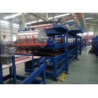 Quality 50 / 75 / 100mm Standard EPS Sandwich Panel Machine For Construction Materials for sale
