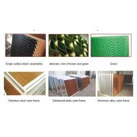 Quality Greenhouse/Poultryfarm/Chickenhouse Evaporative Cooling Pad System/Honeycomb 5090/7090 for sale