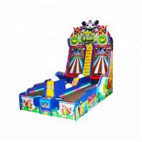 Quality Children Bowling Lottery Ticket Redemption Arcade Machines for sale