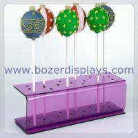 Cheap 2013 HOTTEST Cake POP Lollipop Acrylic Display Stands Wholesale for sale