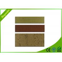 China Soft Flexible thin brick panels For Interior / Exterior Wall Decoration on sale