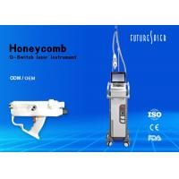 Buy cheap 1064nm 532nm Laser Tattoo Removal Equipment Air And Water Cooling from wholesalers