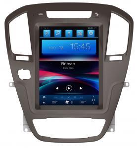 Quality FM Radio SWC CarPlay Gps Car Navigation System 10.4 Inch Builk Regal Opel Insignia 2009-2013 Tesla for sale