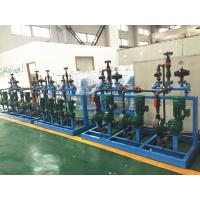 China Whole Set Chemical Dosing Pump System , Dosing Pump For Water Treatment Plant on sale
