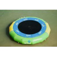 Best PVC tarpaulin Giant Inflatable Water Toys Game / Inflatable Outdoor Water pool wholesale