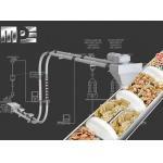 China 80m Horizontal 5.50m3/H Powder Pipe Tubular Chain Conveyor for sale