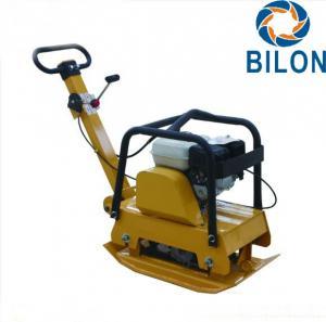 Quality Road Vibratory Plate Compactor 5.5HP Gasoline Engine Vibrator Machine for sale