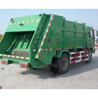 Quality FAW 10CBM 4x2 Commercial Garbage Compactor Waste Collection Trucks for sale