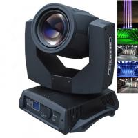 Buy cheap 16CH DMX512 Stage Effect Lighting LED Rotation Beam Light For KTV from wholesalers