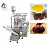 Quality Automatic Liquid Packaging Machine For Peanut Butter , Olive Oil , Cream for sale