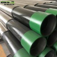 Quality Perforated Oil Well Screen Pipe With Johnson Screens Jacket AISI 316L Grade for sale