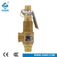 Quality Brass Bronze Forging Control High Pressure Reduce Relief Safety Valve For Boiler Steam for sale