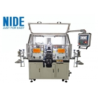 Buy cheap AC380V Semi automatic armature winding machine for Vacuum cleaner motor from wholesalers
