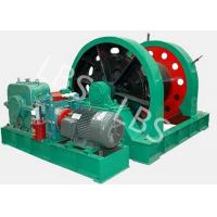 Quality Mine Heavy Duty Lifting Electric Windlass Winch Fully Machined for sale