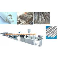 Quality Competitive rate high output PVC drainage pipe extrusion machine for sale