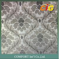 China CIGT846 Jacquard Chenille couch upholstery fabric , home decor upholstery fabric for sofas on sale
