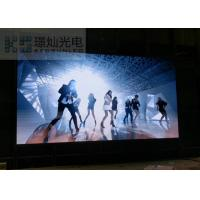 China Super Thin full hd Indoor LED Displays For Advertising , 2 Years Warranty on sale