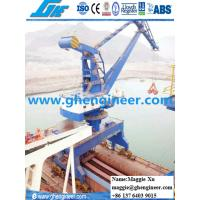 Buy cheap hydraulic electric port container bulk cargo handling crane from wholesalers