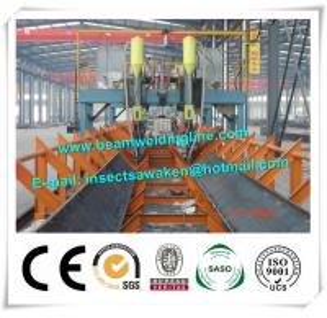 Gantry Submerged Arc Welding Equipment For H Beam Production Line