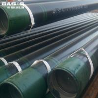 Quality Hot Rolled Steel Well Casing Pipe Numerical Control Thread EW Steel Pipe for sale