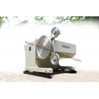 Quality granite diamond wire saw machine for sale quarry stone cutting machine for cutting stones 45kw for sale