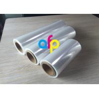 Quality 25 Mic / 90 Gauge Plastic Heat Shrink WrapFilm , Highly Clear Shrink Packaging Film for sale