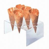 Buy cheap Ice Cream Cone Holder, Customized Sizes and Designs are Accepted from wholesalers