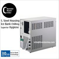 China RC30 Ice Bank Chilling Under Counter Cooler Remote Water Chiller on sale