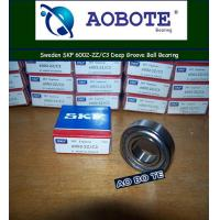 Quality High Precision Deep Groove Ball Bearing France SKF 6002 2Z / C3 for sale