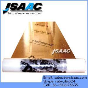 China Hardwood floor PE protection film on sale