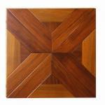 Quality Santos Mahogany wooden Parquet flooring for sale