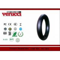Quality 600-9 / 650-10 Black Car Rubber Inner Tubes Heat Resistance Ageing Resistance for sale