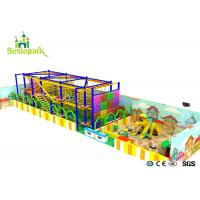 Quality Commercial Indoor Playground Equipment With CE TUV PICC Certificates for sale