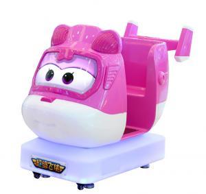 Quality Holiday Resort Arcade SUPER WING JETT Kiddie Ride Machines for sale