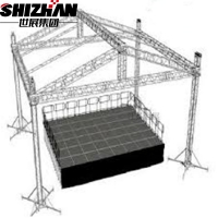 Buy cheap Event Aluminum Spigot Truss Silver Color 290mm from wholesalers