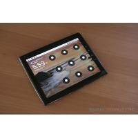 China 2point resistive touch screen 9.7 inch android 2.2 tablet with phone sim card on sale