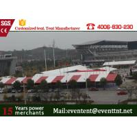 3000 people luxury giant clear span structure A frame tent for event