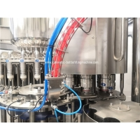 Quality 11kw 30000BPH Mineral Water Bottle  Plant Machinery PLC Control for sale