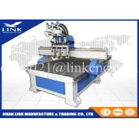 Best Air Cooling Spindle Cnc Router Machine / Multi Spindle Woodworking Cnc Router wholesale