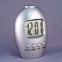 Quality LCD Talking Alarm Clock with Four-digit LCD Panel for sale