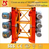 Quality Single Cage and Double Cages Construction SC200 Construction Elevator for sale