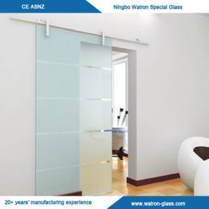 Buy cheap Stainless Steel Frameless Sliding Glass Door System from wholesalers