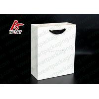 Best Large Colored Paper Sacks Personalized Imprinted Gift Bags For Business wholesale